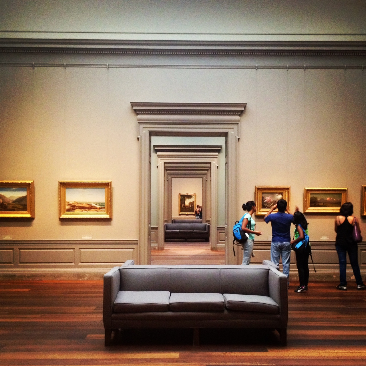 National Gallery of Art, West Wing