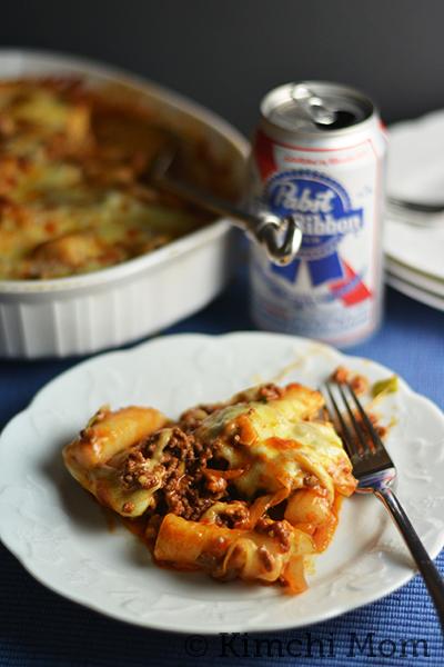 Cheesy Ddukboki | www.kimchimom.com