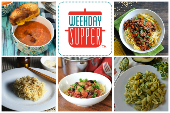 Weekday Supper 1.20-1.24