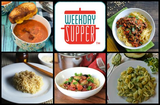 Weekday Supper 1.20-1.24