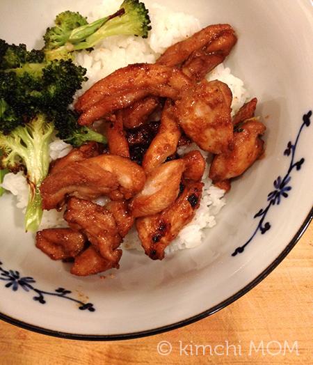 Ddak Bulgogi | www.kimchimom.com