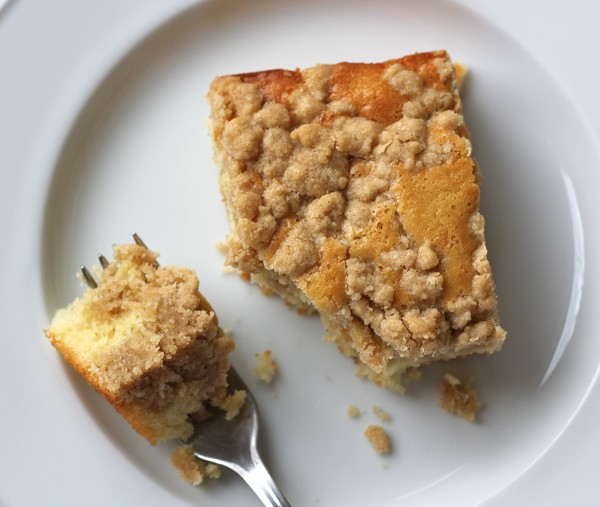 Crumb Coffee Cake #GuestPost | www.kimchimom.com