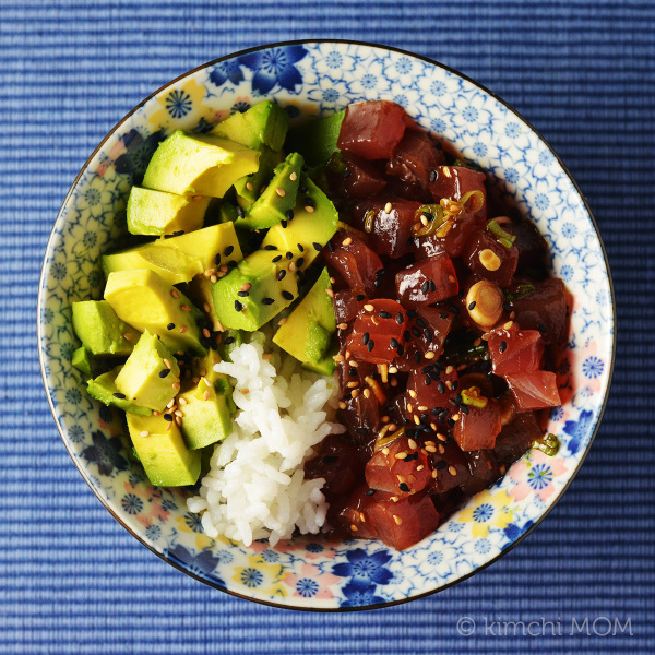 Tuna Rice Bowl #WeekdaySupper