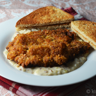 Chicken Fried Steak #SundaySupper