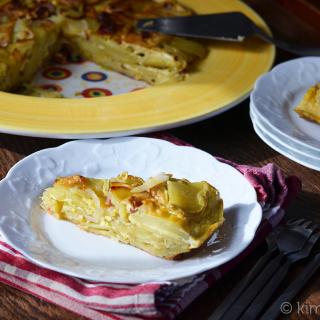 Tortilla Española #OXOCookware
