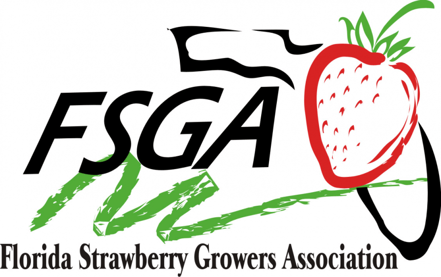 Florida Strawberry logo