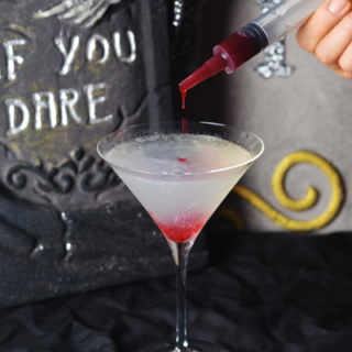 Vampire Collins Cocktail #SundaySupper