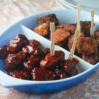 Spicy Fried Chicken Bites